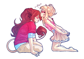 Thank you by Lilami