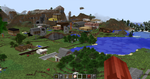Minecraft world for sets by LockRikard