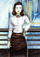 Elizabeth: Burial At Sea by supersonic-unicorn