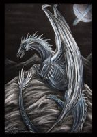 White Dragon- Ishca by jacij