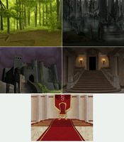 Game : BG Collage by SpiffyMai