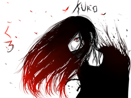 Kuro by SpartanGinger