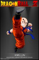 Dragon Ball Z - Krillin M6 by DBCProject