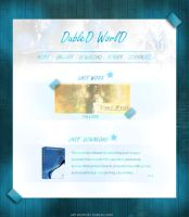 DUBLED WORLD 2 IN PHOTOFILTRE by DubleD