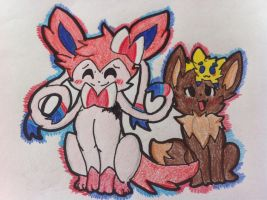 30 Day Pokemon Challenge Day 7: Adorable Pokemon by F0GBOUND