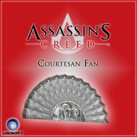 AC: Courtesan Fan by DecanAndersen
