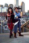 The Legend of Korra by EnchantedCupcake