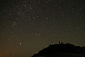 The shiny Perseid by Gautama-Siddharta