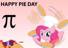 HAPPY Pie Day by AzianNoob