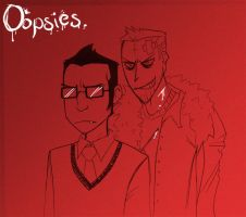 ConWorth: OOPSIES by Demyrie