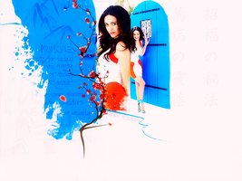 Collage Emmy Rossum by theskyinside