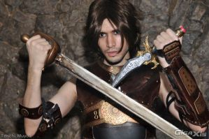 Prince of Persia - Sands of Time - I by TenchiMuyou