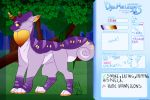 Erion Ref by AlphaCyriaWolf