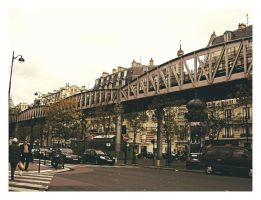Boulevard De Grenelle by wrenchy