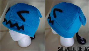 Wobbuffet Hat by SmileAndLead