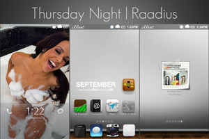 Thursday Night by Raadius