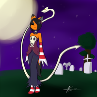 Xeila Cosplays as Squigly by FallenFolf