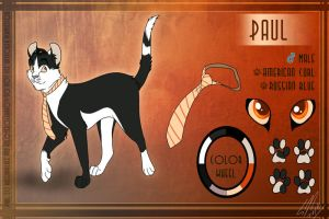 2014 Paul Reference Sheet by RussianBlues