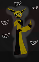 rp pic starter- whispers.... by yinTHEanimatronicCAT