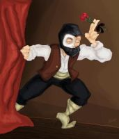 The Ninja of the Opera by Prydester