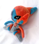 Side-ish Deoxys by xSystem