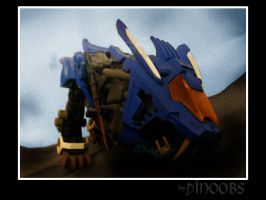 Zoids by dinoobs