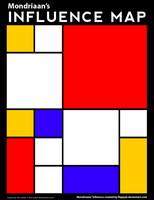 Mondriaan's Influence Map by flappyb
