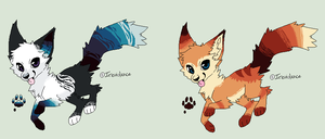 Canine Adoptables - OPEN - Offer to Adopt by TinyWolfy