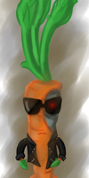 Doomsday of carrots by OnlyWho