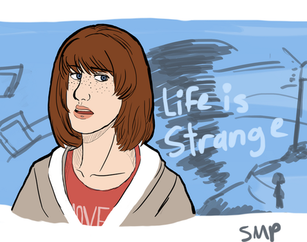 Life is Strange by StoryMasterPurple