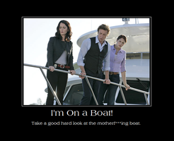 Mentalist On a Boat by PJTL156