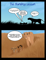 The Hunting Lesson Page 1 by TC-96