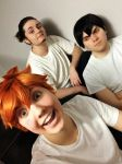 Haikyuu!! by Shellink