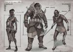 Kor-The tribes by CaconymDesign