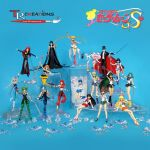 Sailor Moon S - S.H. Figuarts ^^ by zelu1984