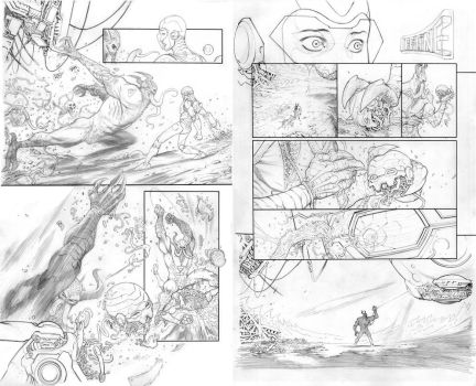 2 pencils pages by cliff-rathburn