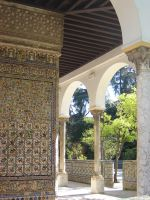 Alcazar by Amor-Fati-Stock