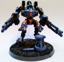 XV9-04 Front by Tau-Crisis