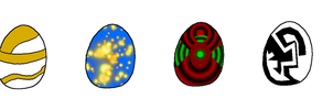 Creature Eggs Batch - CLOSED by reaver570