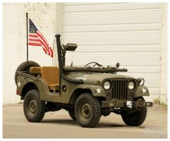 A Nice Military Jeep by TheMan268