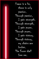 Sith Code by tzanyrr