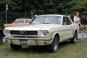 1966 Ford Mustang by Budeltier