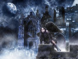 Dark Angel by whew
