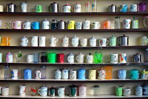 Tea Wall by ahermin