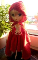 Little red riding hood by Munchi-chan
