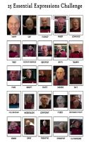 25 Expressions: Captain Picard by Master-Kat-Illusion
