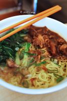 Angsio Beef Noodle by viennidemizerable