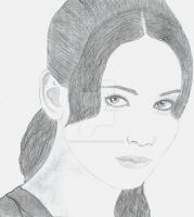 Katniss by CullenGirl1991