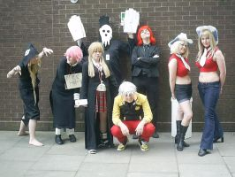 Soul Eater Group by ResonanceProductions