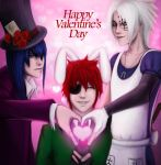 Valentine DGM by Delila2110